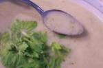Celery Cream Soup picture