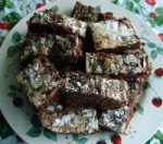 sour cream brownies picture