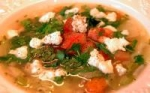 Greek Bean Soup picture