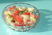 Marinated Artichoke Salad picture