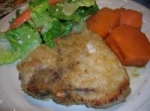 Oven Fried Pork Chops picture