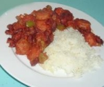 Creole Sausage & Bean Bake picture