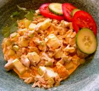 Moroccan Chicken Salad picture