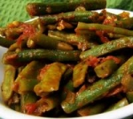 Green Beans in Tomato Salsa picture