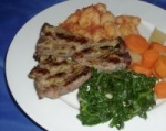Rosemary Mustard Lamb Chops picture
