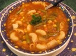 Vegetarian Minestrone picture