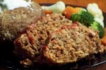 Ann Lander's Meatloaf picture