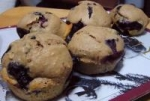 Cream Cheese-Blueberry Muffins picture