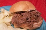 Zesty Barbeque Beef Sandwiches picture