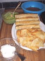 No-Fuss Taquitos picture