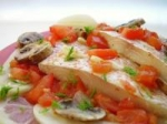 Red Snapper with Fennel & Mushrooms picture