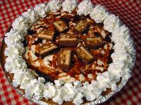 Easy Snickers Bar Pie picture