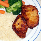 cajun pork chops picture