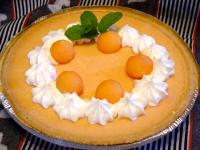 Cantaloupe Pie picture