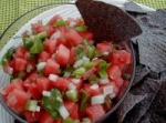 Watermelon Fire and Ice Salsa picture