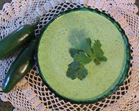 Cilantro Lime Cream Sauce picture