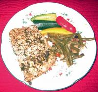 Baked Salmon picture
