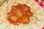 Kim's Italian Meatballs picture