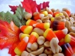 Halloween Party Treat (Candy Corn and Peanut Mix) picture