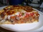 VaVaVoom Biscuit Crust Beef & Mushroom Pizza picture
