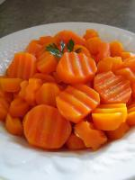Honey Glazed Carrots picture