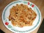 Spaghetti alla Puttanesca picture