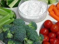 Herb Vegetable Dip picture