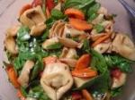 Fresh Basil Tortellini Salad picture