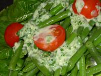 Green Beans & Green Onions picture