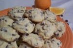 Orange Cream Cheese Chocolate Chip Cookies picture