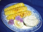 Grilled Corn with Roasted Garlic Butter picture