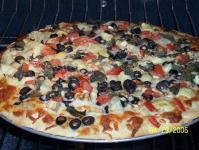 Sicilian Pizza Dough picture