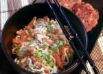 Noodle Salad with Peanut-Lime Vinaigrette picture