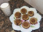 Stormy's Reese's Peanut Butter Cup Cookies (2 Ingredients!) picture
