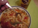 Barbecue Shrimp and Pasta picture