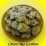 Choco Nut Cookies picture