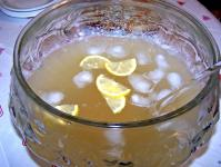 Lemon Champagne Punch picture
