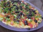 7 Layer Bean Dip picture