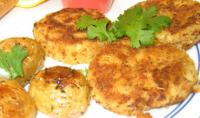 Potato'n Salmon Cakes picture