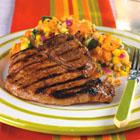 Caribbean Jerk Pork Chops picture