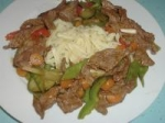 Thai Beef Stir-Fry picture