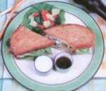 Crunchy Healthy Sandwich picture