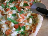 Pesto Chicken Pizza picture