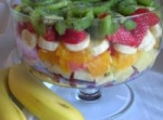 Layered Fruit Salad picture