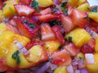 Calypso Strawberry-Mango Salsa picture