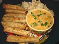 Bean & Cheese Taquitos w/ Guacamole picture