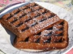 Rich Chocolate Brownie Waffles picture