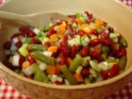 Piquant Mixed Vegetable Salad picture