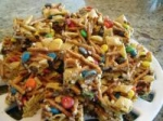 Snack Mix Squares picture