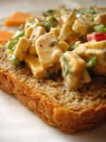 Tofu Chicken Salad picture